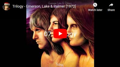 Emerson, Lake & Palmer - signature song